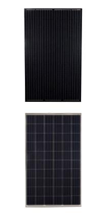 Formaat zonnepanelen