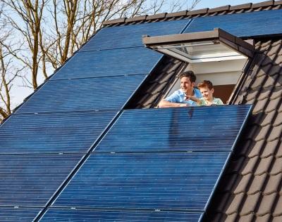 Zonnepanelen op uw dak