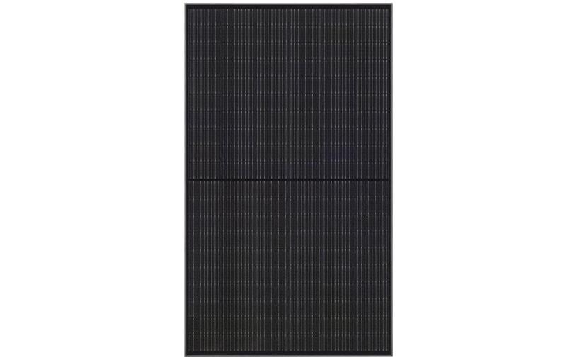 JA Solar 325 Wp Half Cell Black