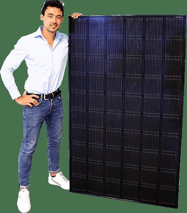zonnepaneel volta solar